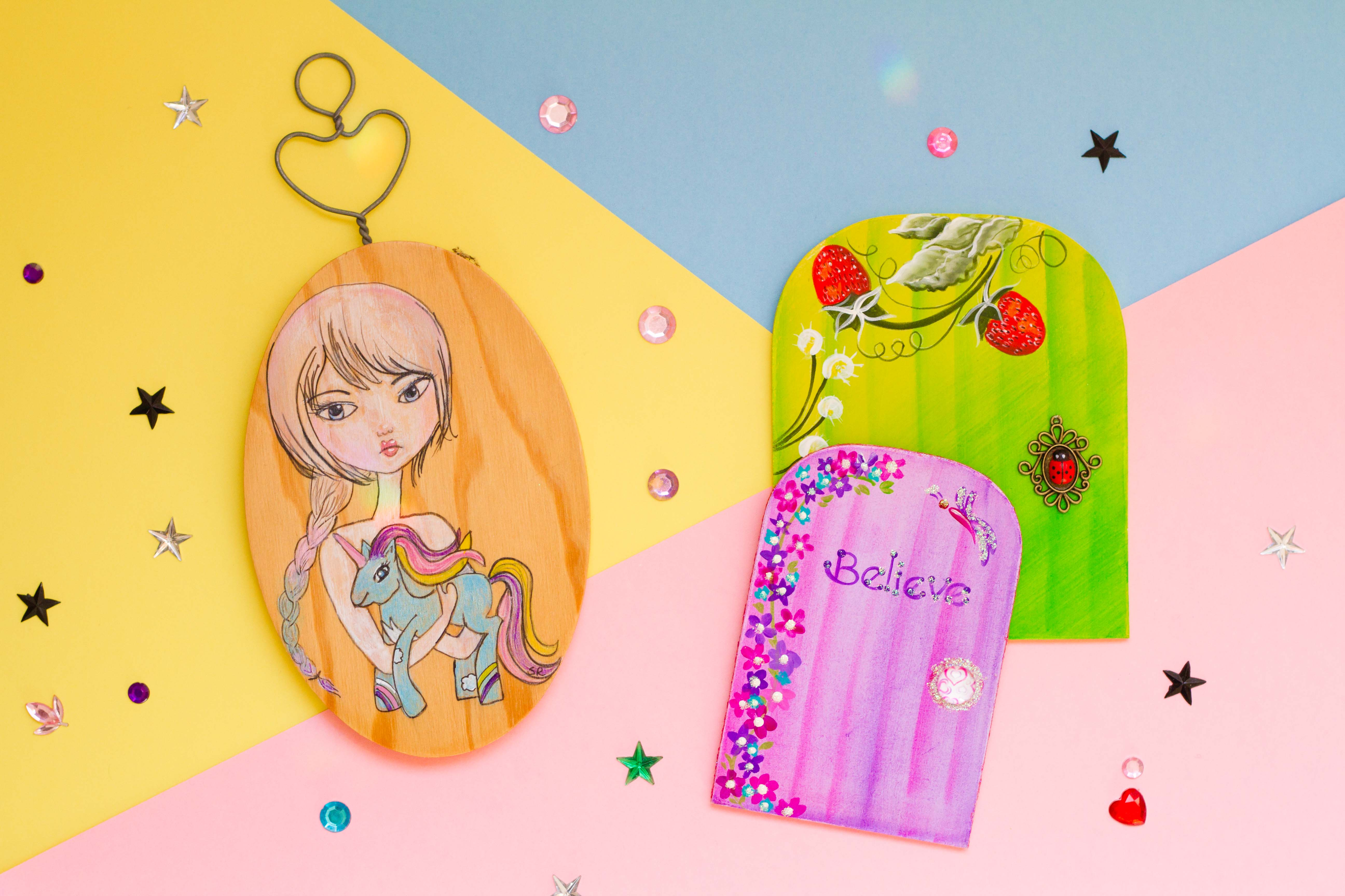 Fairy Doors and Whimsical Art