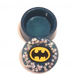 Batman Trinket / Tooth Fairy Box Inside